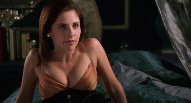 Sarah michelle gellar sex video