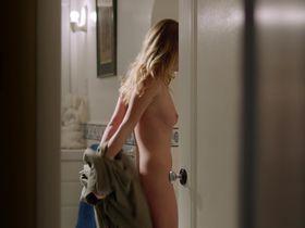Britt Robertson nude, Gia Mantegna nude - Ask Me Anything (2014)