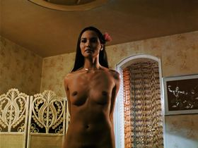 Laura Gemser nude - International Prostitution (1980)