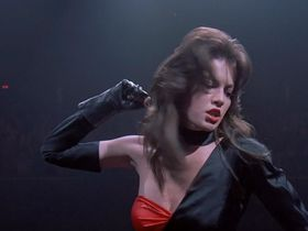 Diane Lane sexy - Streets of Fire (1984)