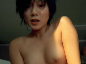 Doona Bae nude - Sympathy for Mr. Vengeance (2002)