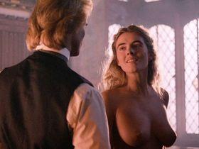 Elizabeth Hurley nude, Bridget Fonda nude, Valerie Allain nude, Marion Peterson nude, Beverly D'Angelo nude - Aria (1987)