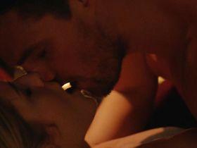 Emily Bett Rickards sexy - Arrow s03e20 (2015)