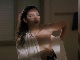 Fabiola Toledo nude - A Blade in the Dark (1983)