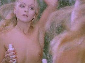 Gloria Guida nude - Indagine su un delitto perfetto (1979)