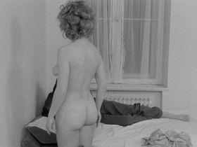 Hanna Schygulla nude - Liebe ist kälter als der Tod (1969)