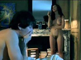 Helene de Fougerolles nude, Valentine Sauca nude, Ovidie nude - Mortel Transfert (2001)