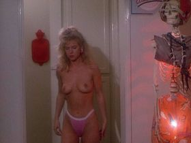 Hope Marie Carlton nude - Slaughterhouse Rock (1988)