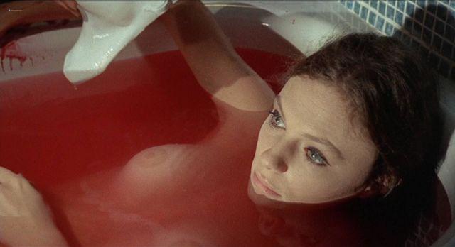 Jacqueline Bisset Nude Barbara Parkins Nude The Mephisto Waltz 1971