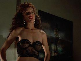 Jennifer Beals sexy, Kasi Lemmons nude - Vampire's Kiss (1989)