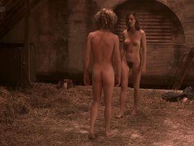 Jenny Agutter nude - Equus (1979)