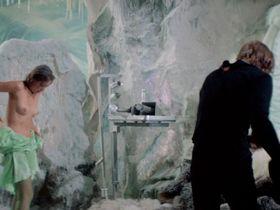 Jenny Agutter nude - Logan's Run (1976)