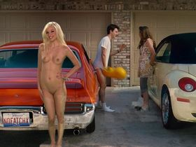 Katrina Bowden sexy, Capri Cavalli nude, Andrea Anders nude - Sex Drive (2008)