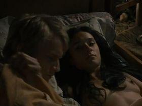 Keisha Castle Hughes nude - The Vintner's Luck (2009)