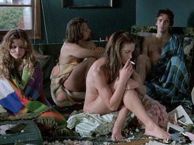 Kelly Lynch nude, Heather Graham sexy - Drugstore Cowboy (1989)