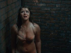 Kether Donohue sexy, Aya Cash sexy - You're The Worst s02e08 (2015)
