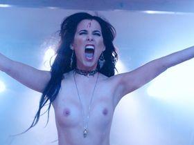 Kimberley Crossman nude, Delaney Tabron nude - Deathgasm (2015)