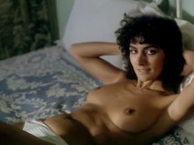 Kirstie Alley nude, Lana Clarkson nude, Marina Sirtis nude, Antigone Amanitis nude, Kathy Hill nude - Blind Date (1984)