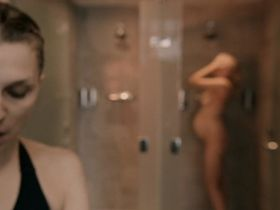 Laura Birn nude, Clemence Poesy sexy - The Ones Below (2015)