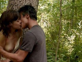 Lauren Ashley Carter nude - Jug Face (2013)