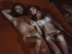 Lily Avidan nude, Tzila Karney nude - An American Hippie in Israel (1972)