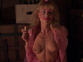 Linnea Quigley nude, Jill Terashita nude, Cathy Podewell nude, Amelia Kinkade sexy - Night of the Demons (1988)