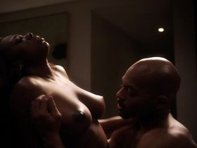 Naturi Naughton nude - Power s04e07 (2017)