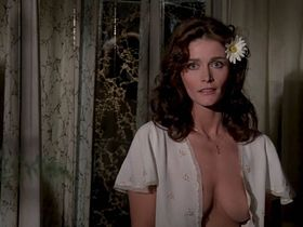 Margot Kidder nude - The Amityville Horror (1979)