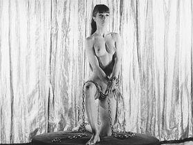 Marie-France Pisier nude, Prima Symphony nude - Trans-Europ-Express (1966)