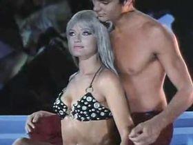 Marisa Mell sexy - Danger Diabolik (1968)