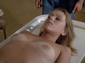 Mary Beth McDonough nude - Mortuary (1983)