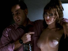 Melanie Good nude, Julie Strain nude, Maureen Flaherty nude, Carol Cummings nude - Psycho Cop Returns (1993)