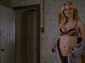 Mischa Barton sexy, Jessica Stroup sexy - Homecoming (2009)