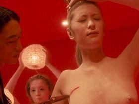 Nana Seino nude, Kokone Sasaki nude, Mao Mita nude - Tokyo Tribe (2014)