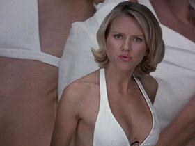 Naomi Watts sexy, Isla Fisher sexy, Shania Twain sexy - I (heart) Huckabees (2004)