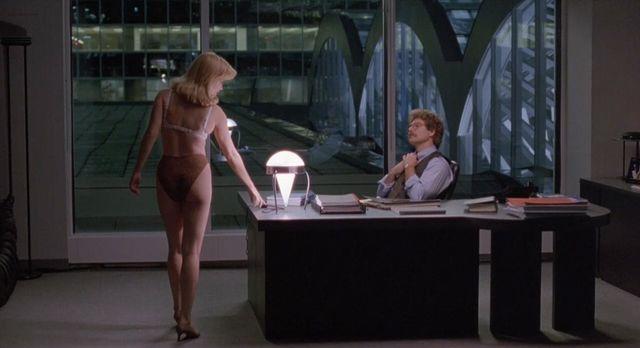 Rebecca de mornay sex scene