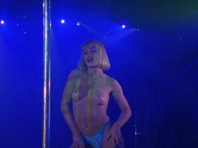 Rena Riffel nude - Striptease (1996)