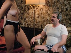 Robin Stewart nude, Karen Planden nude - Black Roses (1988)