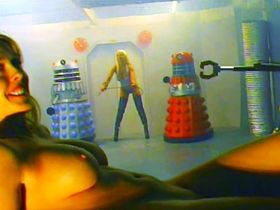 Sonja Karina nude, Eliza Borecka nude - Abducted by the Daleks (2005)