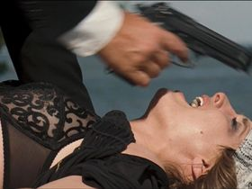 Stana Katic sexy - The Double (2011)