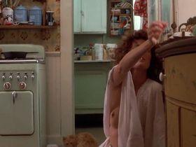 Susan Sarandon nude, Jenny Robertson sexy - Bull Durham (1988)