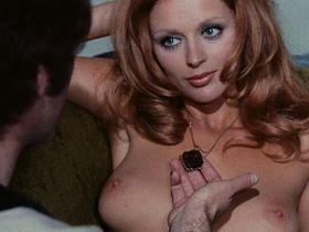 Sybil Danning nude, Barbara Bouchet nude - La dama rossa uccide sette volte (1972)