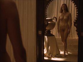 Tilda Swinton nude - Orlando (1992)