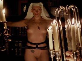 Toni Collette nude, Polly Walker nude, Amanda Plummer nude - 8½ Women (1999)