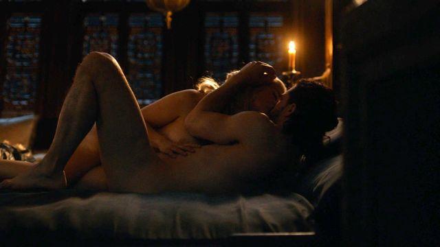 the in nude clarke Emilia
