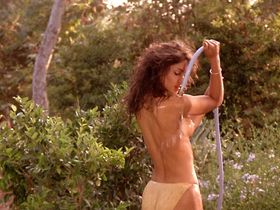 Vanity nude, Tara Buckman sexy - Never Too Young to Die (1986)