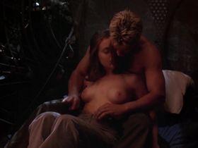 Alyssa Milano nude - Poison Ivy 2 (1996)