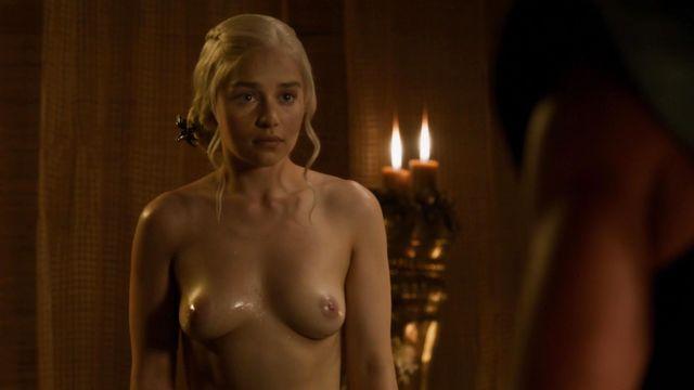 Thrones clarke emilia sex game of