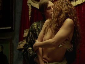 Billie Piper nude - Penny Dreadful s01e02 (2014)