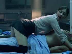 Katharine Isabelle sexy - See No Evil 2 (2014)
